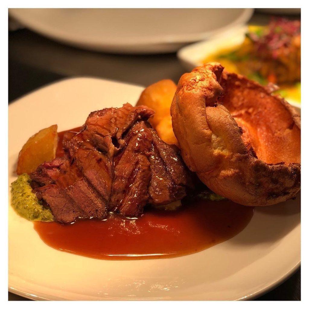 best roast dinners Manchester Dukes 92