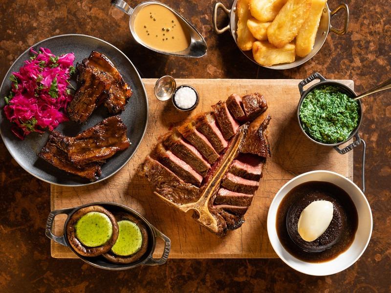 Sunday Roast Dinner - Hawksmoor