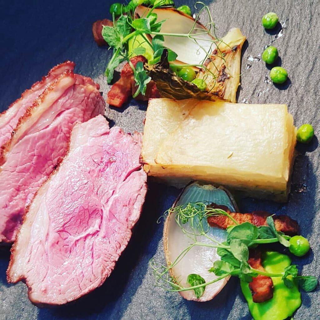 roast dinners edinburgh - Cucina at the Radisson