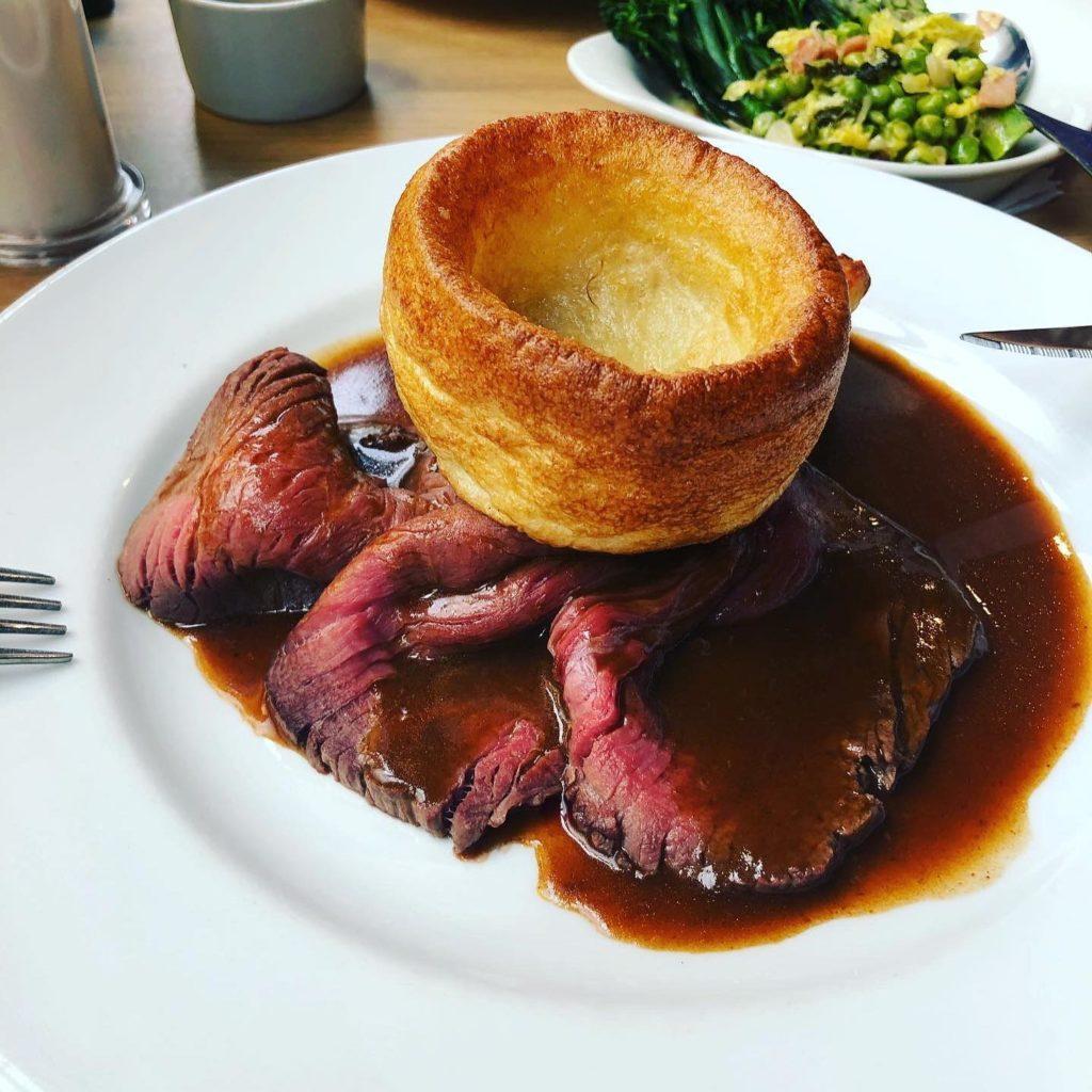 best sunday roast edinburgh - The Canny man's