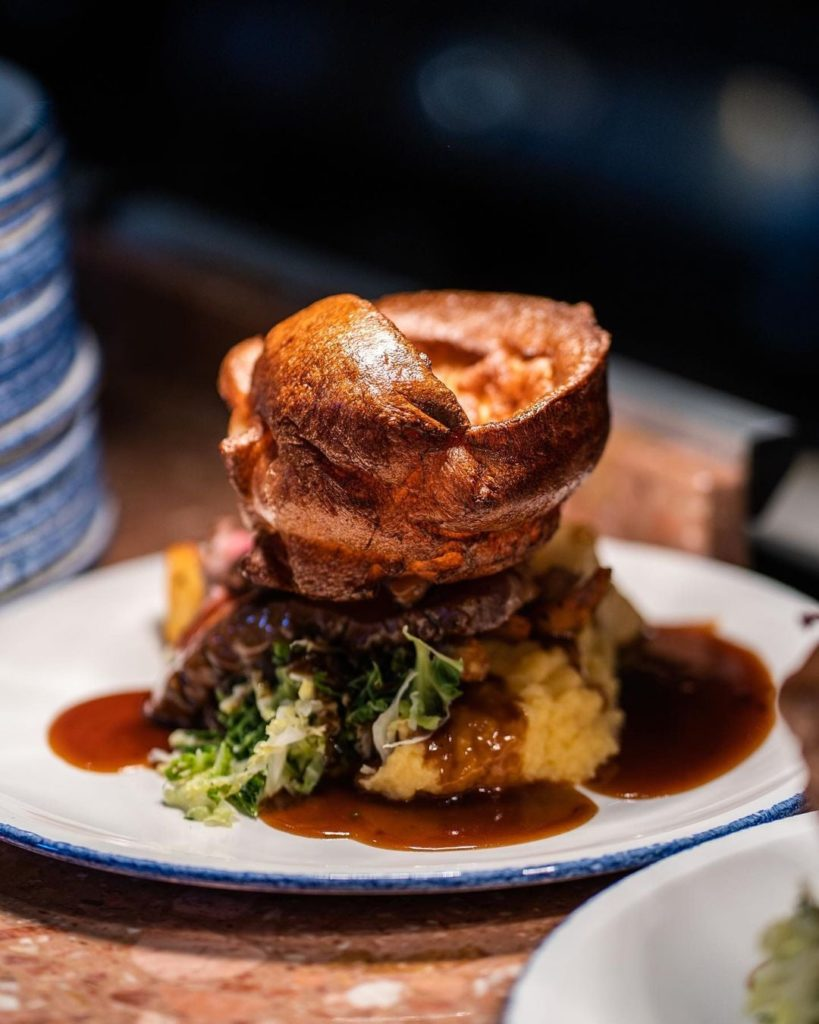 Roast Dinners Manchester - The Counter House