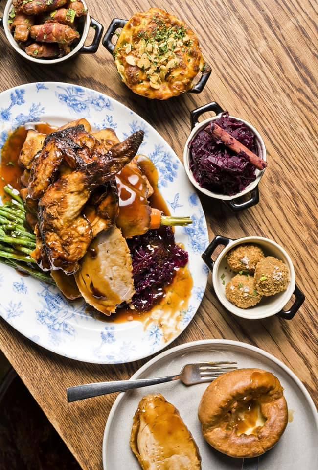 Roast Dinner Manchester - The Refuge