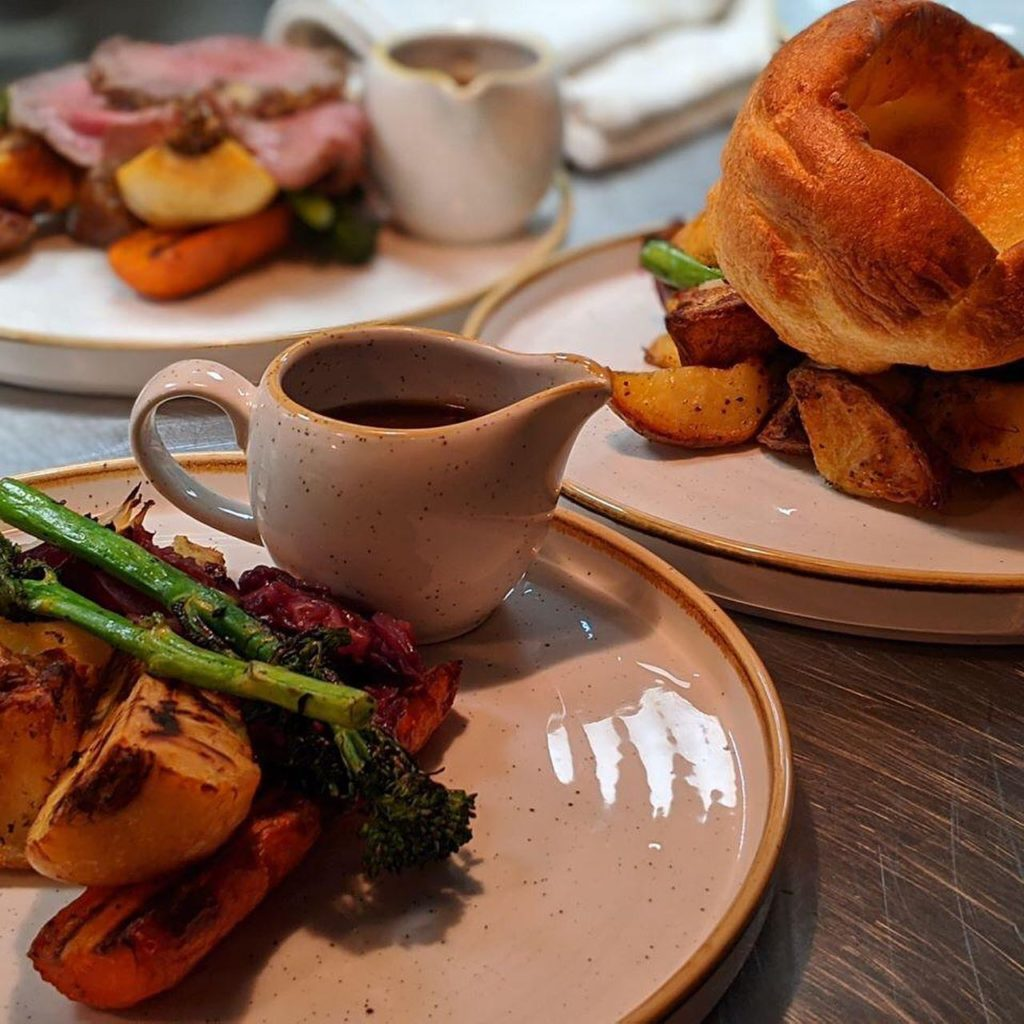 Sunday Roast Manchester - Three Little Words