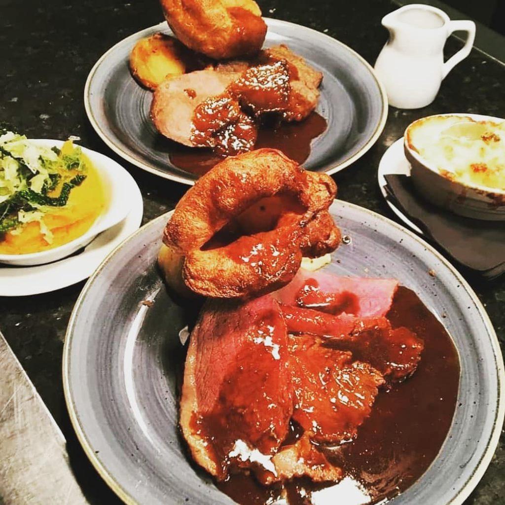 Roast Dinner Manchester - TNQ