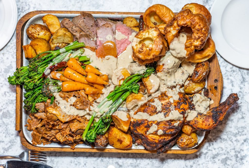 Sunday Roast Manchester - Zouk