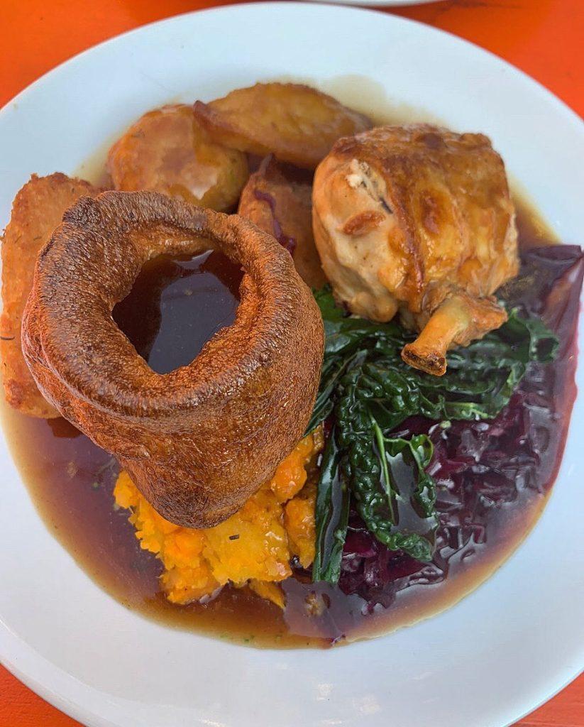 roast dinners Liverpool Buyers Club