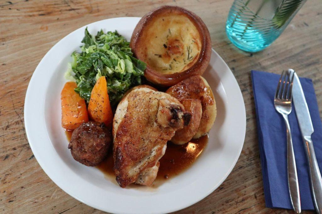roast dinners Liverpool Dockleaf