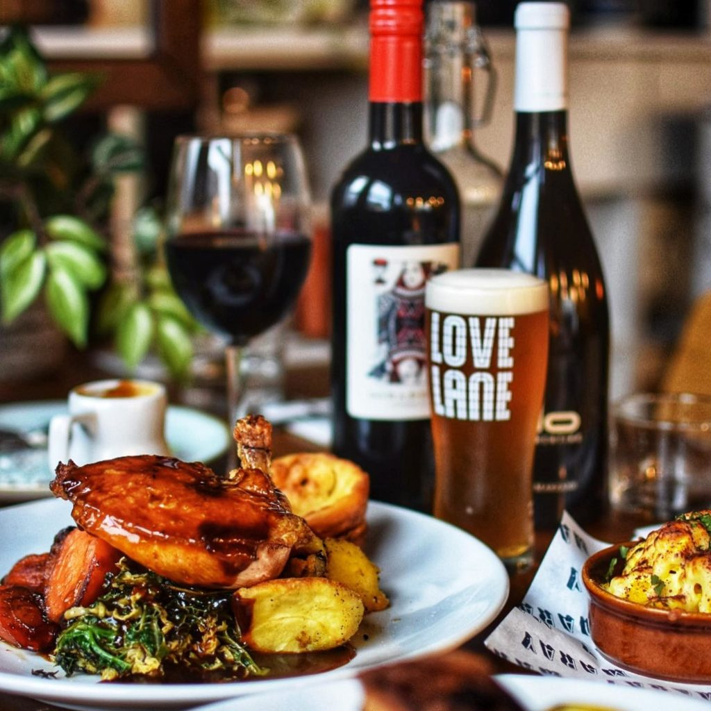 Roast Dinners Liverpool - Maray