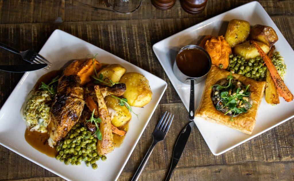 Roast Dinners Liverpool - Spitroast