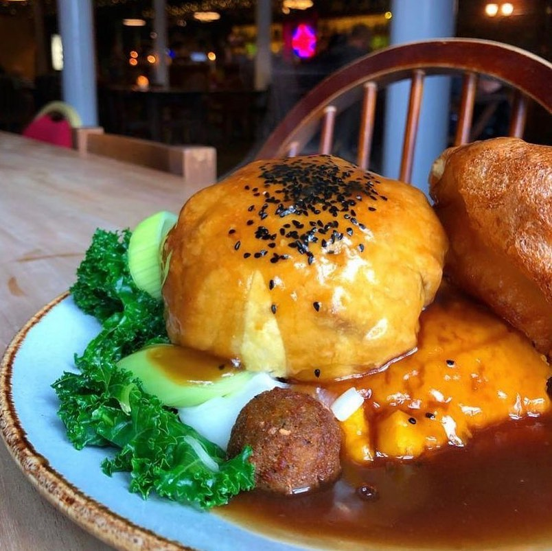 roast dinners Liverpool The Baltic Social
