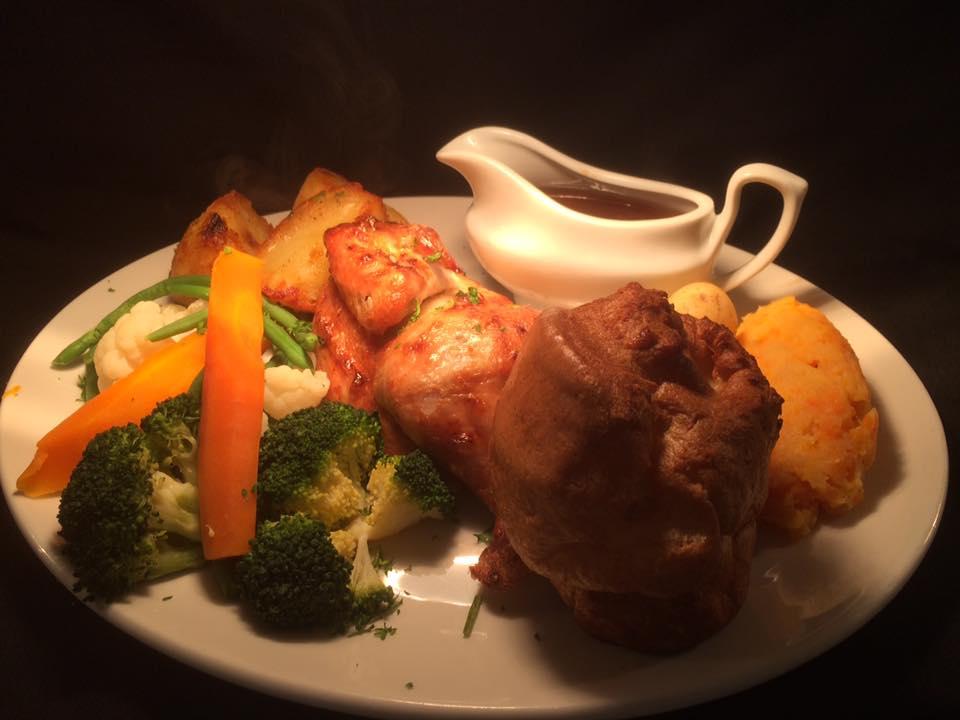 Roast Dinners Liverpool The Hayfield